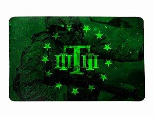 Tapete Militar Team Six Original