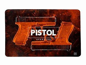 Tapete Militar Pistol Operator