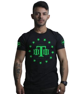 Camiseta Militar Concept Line Team Six Atomic