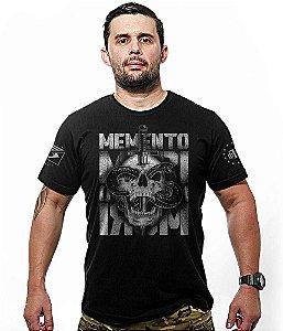 Camiseta Militar Memento Mori Team Six
