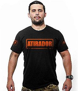 Camiseta Militar CAC Atirador Team Six