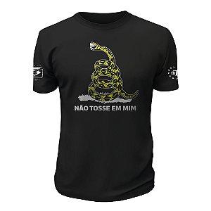 Camiseta Tactical Fritz Não Tosse Em Mim Team Six