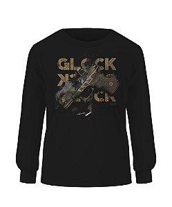 Casaco Básico Tactical Fritz Glock Multicam