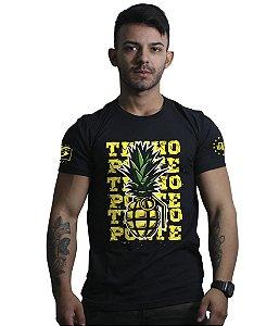 Camiseta Militar Masculina Funny Tenho Porte Team Six