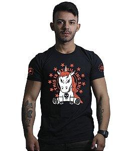 Camiseta Militar Masculina Funny Killing Shirt Team Six