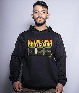 Casaco Militar com Capuz Lador Be Your Own Bodyguard Team Six
