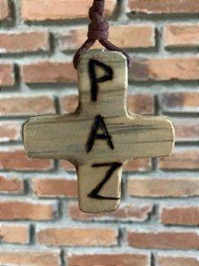 Cruz Paz e Fiat - (Madeira Clara)