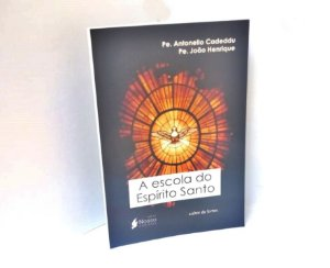 Livro A Escola Do Espirito Santo