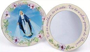 Espelho Nossa Senhora Das Graças