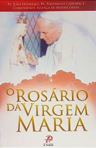 LIVRO O ROSÁRIO DA VIRGEM MARIA