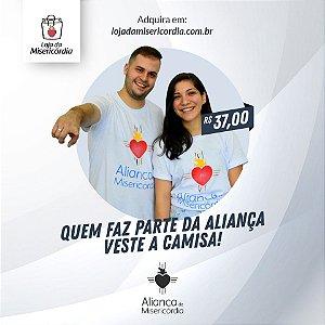 CAMISETA - ALIANÇA DE MISERICORDIA