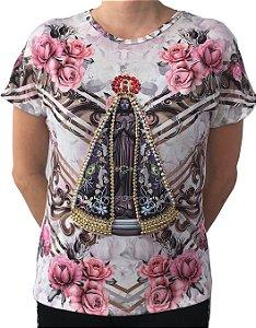 Blusa Feminina - Nossa Senhora Aparecida - Modelo 03