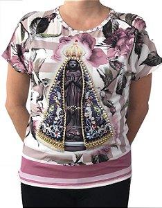 Blusa Feminina - Nossa Senhora Aparecida - Modelo 05