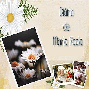 Livro - O Diário de Maria Paola