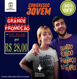 Camiseta - Congresso Jovem 2020