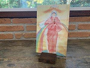 Icone - Imaculada do Espirito Santo