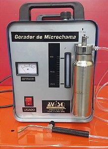 Polidor de Acrílico por Micro-Chama