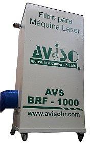 Filtro para máquina Laser