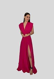 Vestido Longo Mil Formas Pink