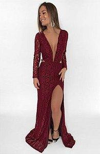 Vestido de Renda Laura
