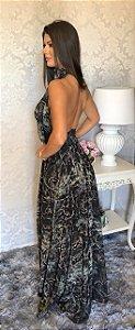 Vestido Longo Maghan