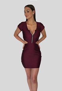 Vestido Ziper