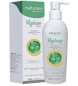 Hidratante Corporal - Hydrass Corp Fps 15 Natupele 245g