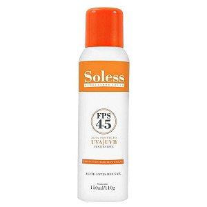 Protetor Solar Soless FPS 45 Aerosol Natupele 150ml