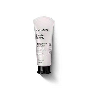 Sabonete Líquido Esfoliante Anti-stress Corporal Nativa SPA Jasmim Sambac 175ml