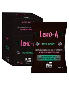 Máscara Crescimento Leno-A hidratação Profunda Le Salon - Kit 12 Sachês 30g