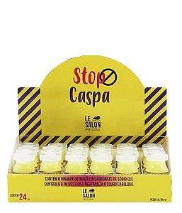 Ampola de Tratamento Stop Caspa 12ml Le Salon Caixa C/24UN