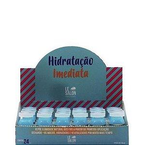 Ampola de Tratamento hidratação Imediata 12ml Le Salon Caixa C/24UN