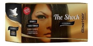 Escova Progressiva Alise Hair Liso Supremo The Shock C/30un