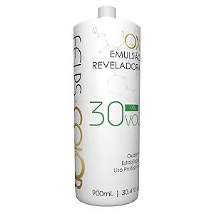 Água Oxigenada Felps Professional - Emulsão Reveladora 30 Vol 900ml