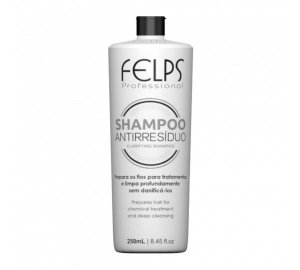 Shampoo Antirresíduo Xmix Felps Profissional 250ml