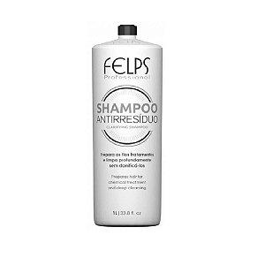 Shampoo Antirresíduo Xmix Felps Profissional 1000ml