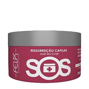 Máscara de Reconstrução Extrema SOS Felps Professional 300g