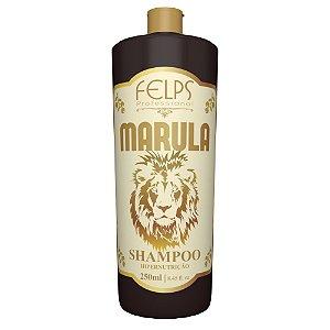 Shampoo Marula de Hipernutrição Felps Profissional 250ml