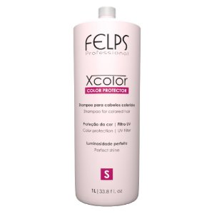 Shampoo Xcolor Protector Felps Profissional 1000ml