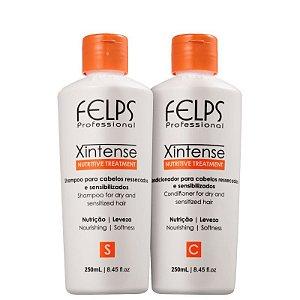 Kit Felps Profissional XIntense Nutritive Treatment (2 Produtos)