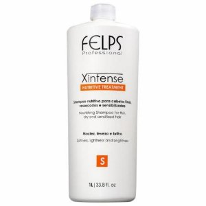 Shampoo XIntense Nutritive Treatment Felps Profissional 1000ml