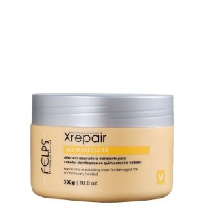Máscara Capilar XRepair Bio Molecular Felps Profissional 300g