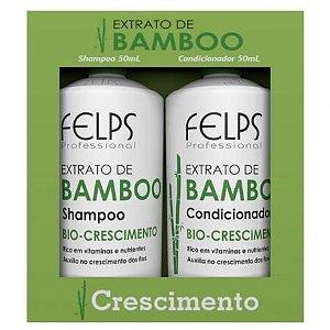 Kit Extrato de Bamboo Felps Profissional Bolsa (2 Produtos)