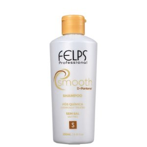 Shampoo Pós Química Smooth Felps professional 250ml