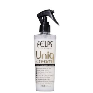 Leave-In Uniq Cream Treatment 9 em 1 Felps Profissional 230ml
