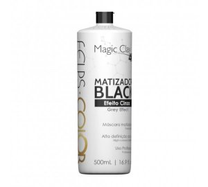 Matizador Black 4K Efeito Cinza Magic Clay Felps Professional 500ml