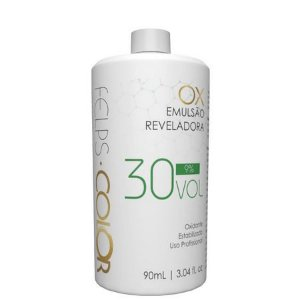 Água Oxigenada Felps Professional - Emulsão Reveladora 30 Vol 90ml