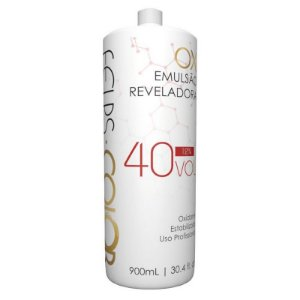 Água Oxigenada Felps Professional - Emulsão Reveladora 40 Vol 900ml