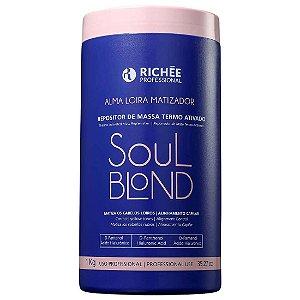 Repositor de Massa Termo Ativado Soul Blond Richée Professional 1kg
