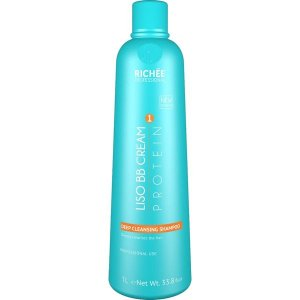 Shampoo Antirresíduos Liso BB Cream Richée Professional Passo 1 - 1000ml